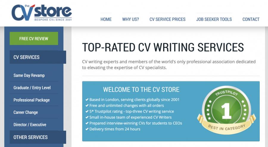 TheCVstore.net