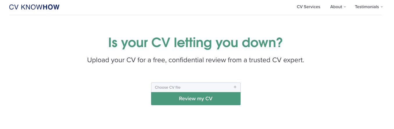 CVknowhow.com Review