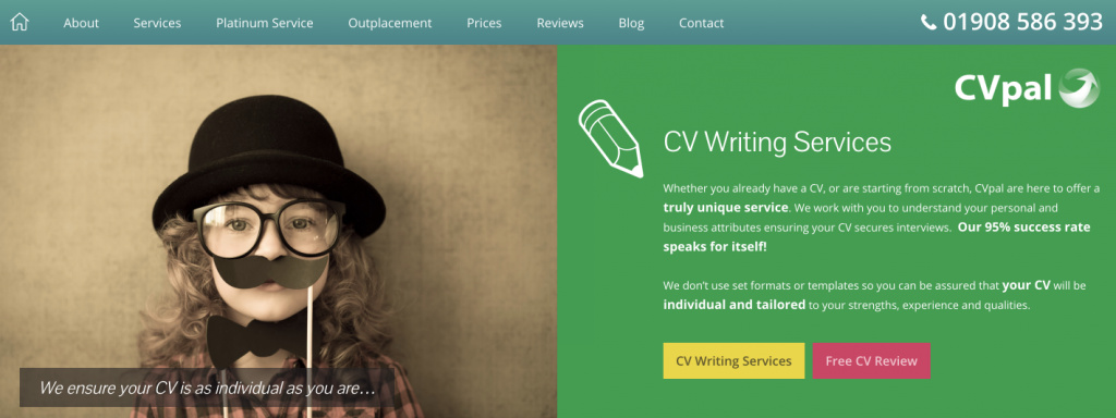 CVpal.co.uk Review