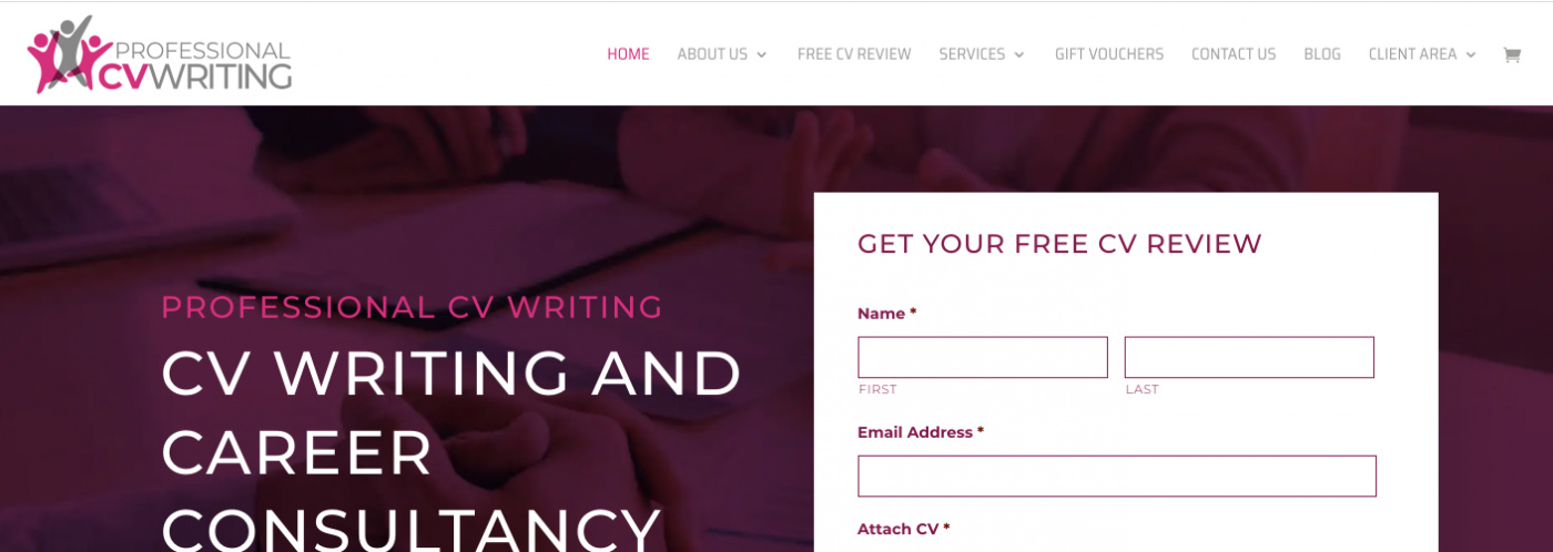 Professional-CV-writing.co.uk Review